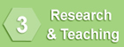 #3: Research & Teaching