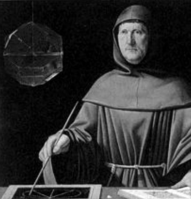 Friar Pacioli, the father of accounting
